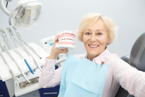 Denture Repair For A Missing Denture Tooth